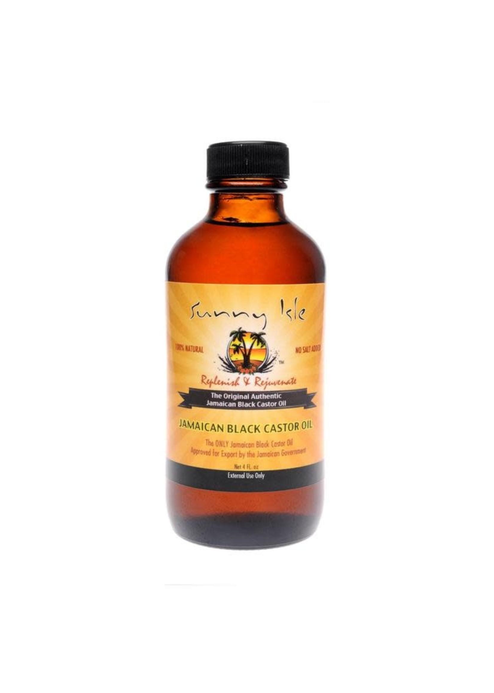 Sunny Isle Sunny Isle Black Castor Oil 4oz