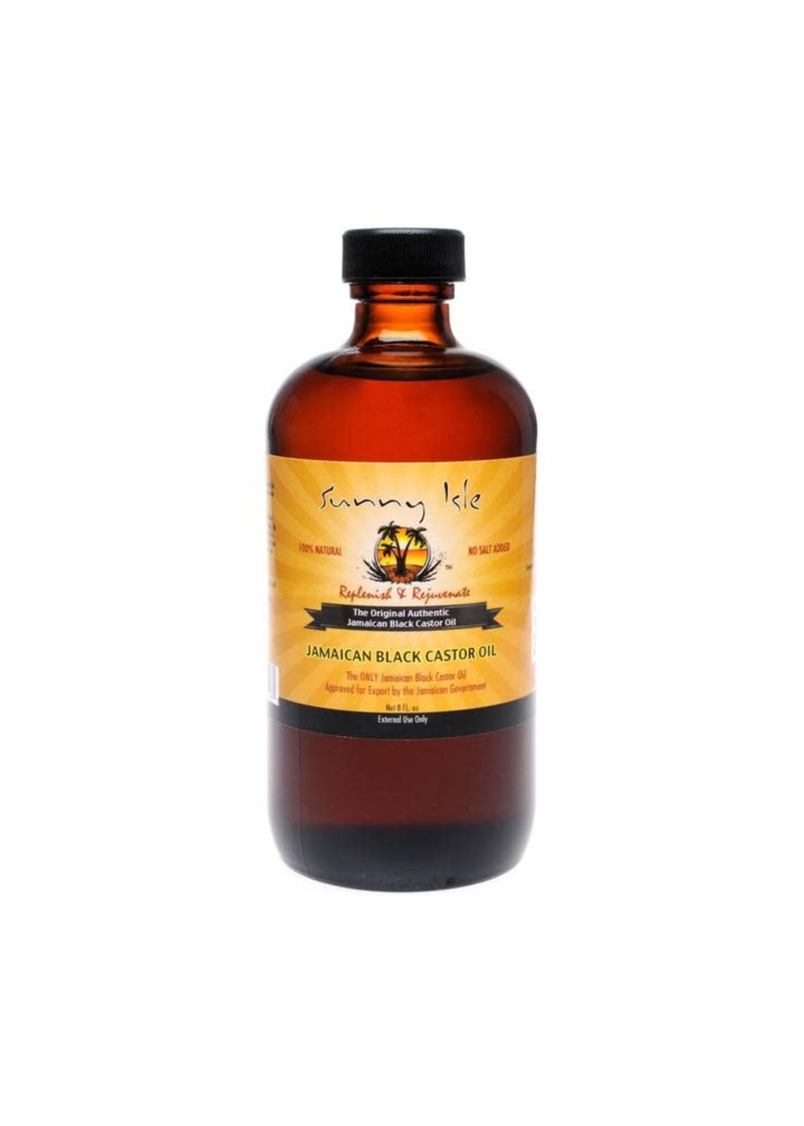 Sunny Isle Sunny Isle Black Castor Oil 8oz