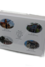Art Greeting Cards by Palmetto and Pines Photography. Pack of 8 Cards with Envelopes.