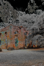 Art Prince William's Parish Church (Ruins) Print
