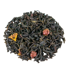 Teas Raspberry Blueberry Flavored Black Tea