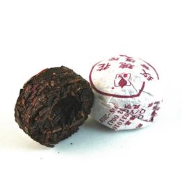 Teas Pu-Erh - Rose Display Tea
