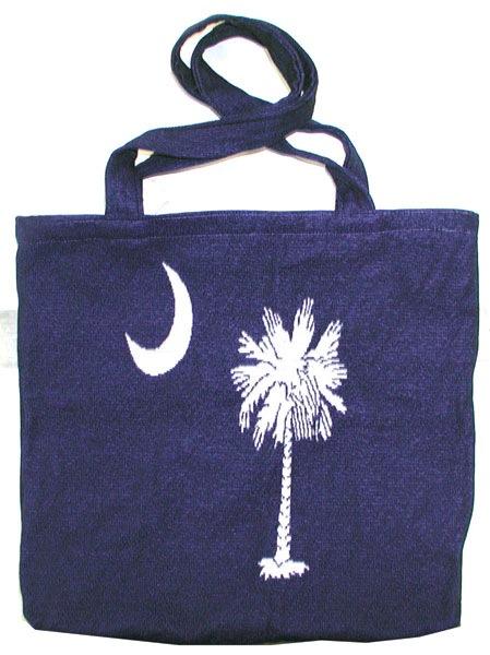 Textiles South Carolina Tote Bag