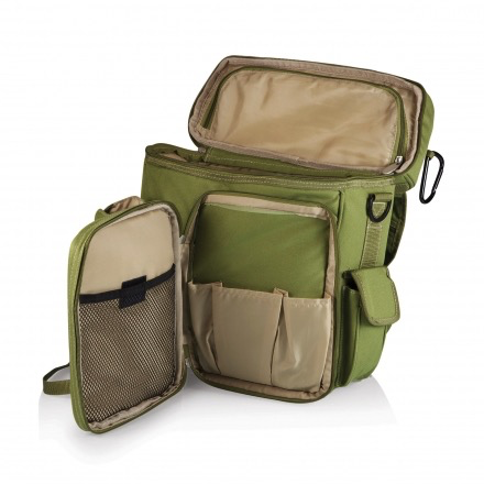 Gift Items Picnic Time® Turismo Insulated Backpack Cooler in Olive