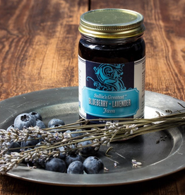 Tea products Blueberry and Lavender Jam 5oz