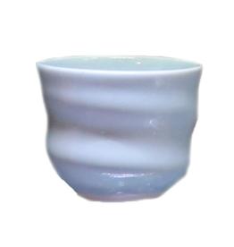 Art Chiu's Tea Shell Light Blue