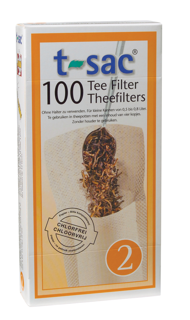 Tea products T-Sac Filter #2