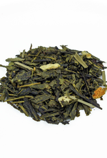 Teas Lemon Flavored Green Loose Tea