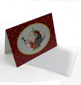 Gift Items A QuilTea Christmas Greeting Card