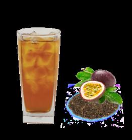 Teas 1 Gallon Iced Tea Bags with Passion Fruit Flavor