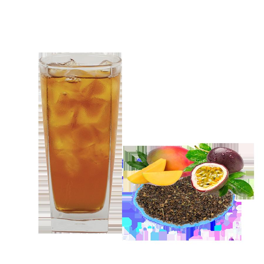 Teas 1 Gallon Iced Tea Bags with Tropical Flavor