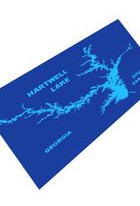 Textiles Lake Hartwell - Jacquard Beach Towel