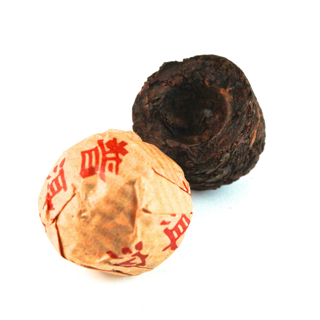 Teas Pu-Erh - Tuo-Cha Display Tea