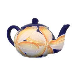 Art Joanna's Tea Pot Plumeria