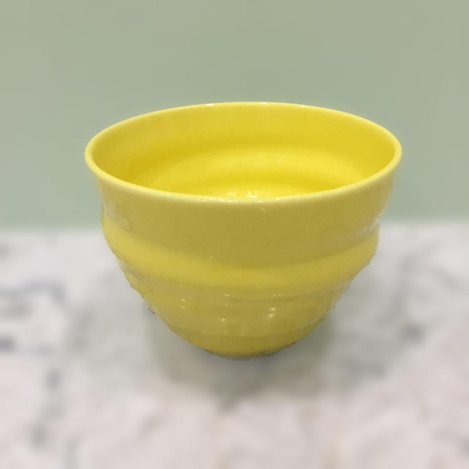Art Chiu's Tea Shell Yellow Large