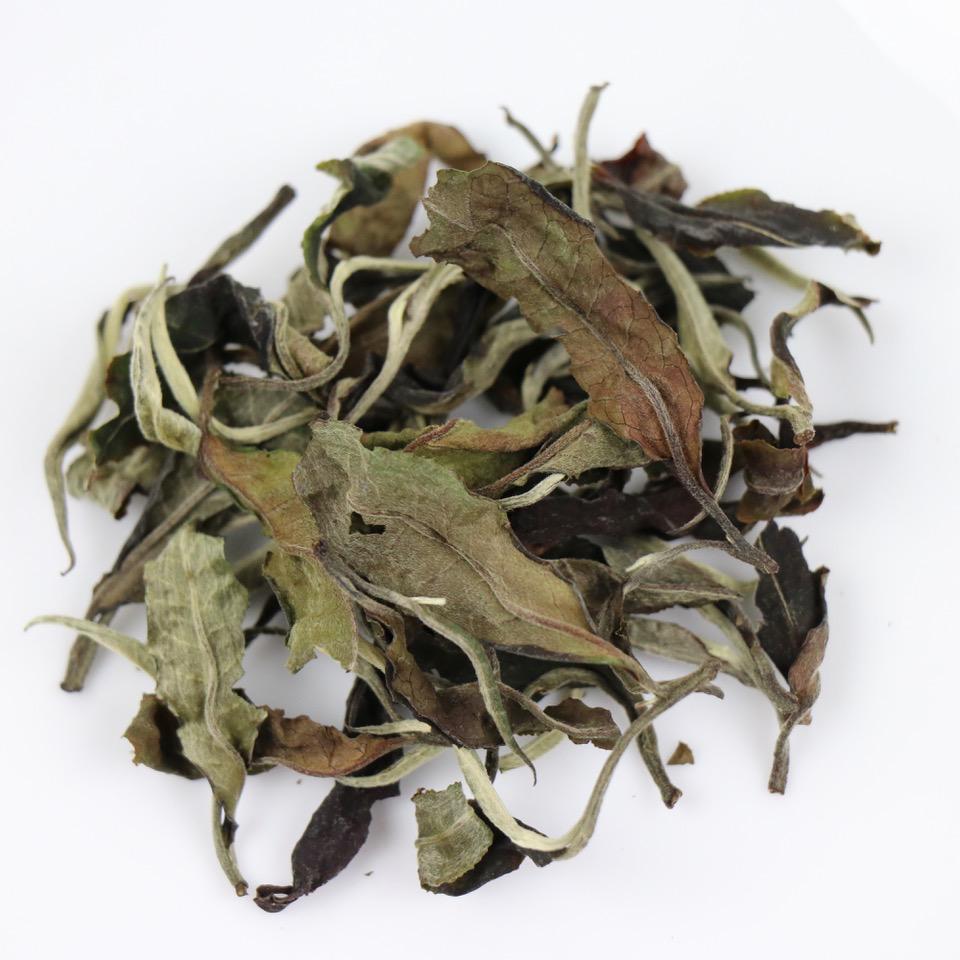 Teas Forest White Hakalau Tea