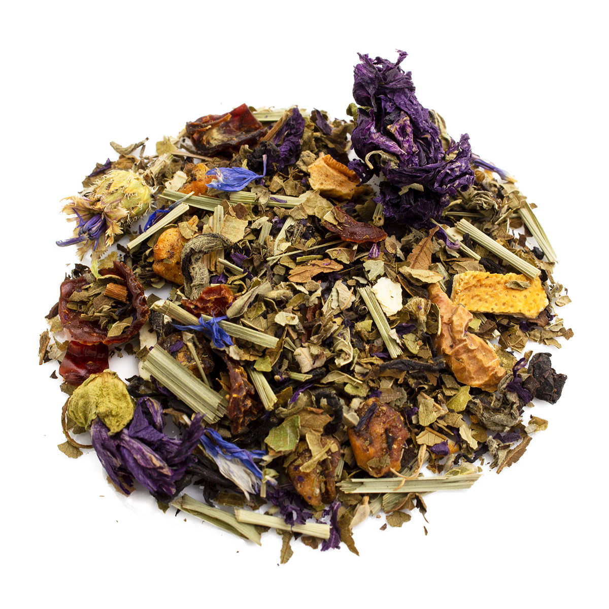 Teas Herbal Tea - Blueberry Blossom