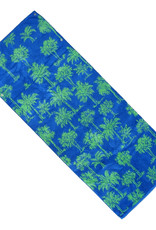 Textiles Palm Trees - Sheared Jacquard Towel Chaise Lounge Cover