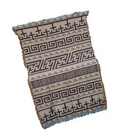 Textiles Saddle Blanket Throw