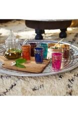 Tea Ware Morjana Palais Clear Mix Gold