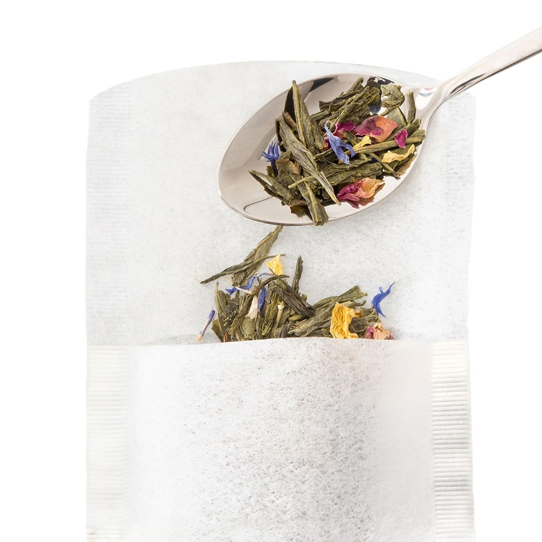 Tea products 100 TEA FILTERS size SLIM