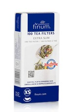 Tea products 100 TEA FILTERS size XS