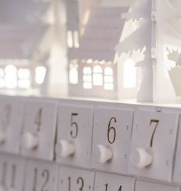 Holiday Countdown with Seasonal Samples Served