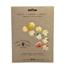 Mind Your Bees Wraps Mind Your Bees Wraps - Small Set (3 pieces)