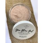 Old Country Bath & Body Exfoliating Face Scrub- You Glow Girl