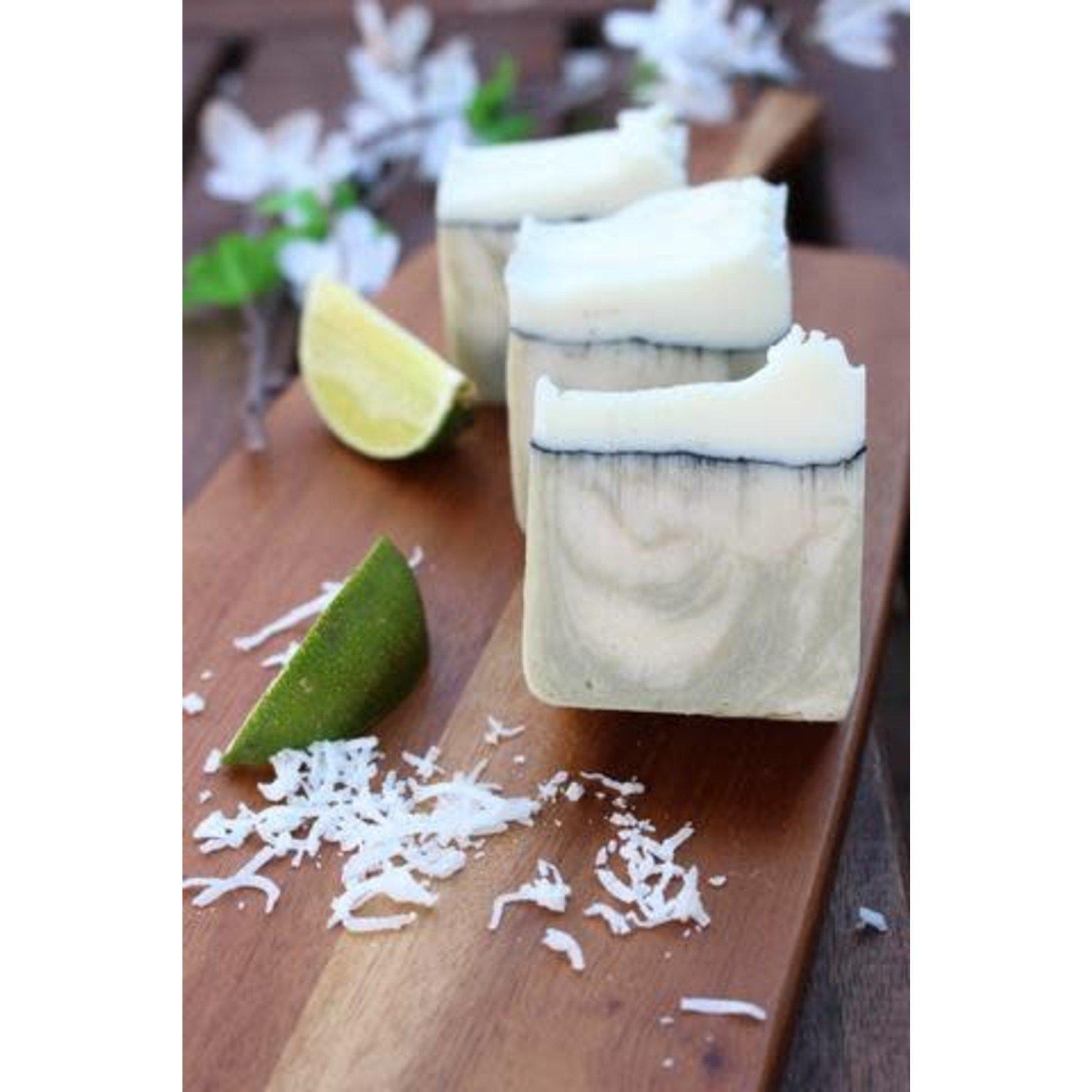 Good Neighbor Soap & Supply Good Neighbour Soap - Lime Coconut Twist