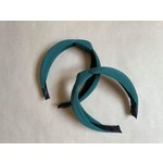 Ottawa Valley Bowtique OVB knotted headbands - Green