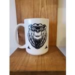 favourite things apparel Papa bear mug