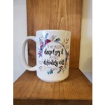 favourite things apparel if my mouth doesn't say it mug