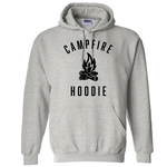 favourite things apparel Men's sweater:  Campfire hoodie