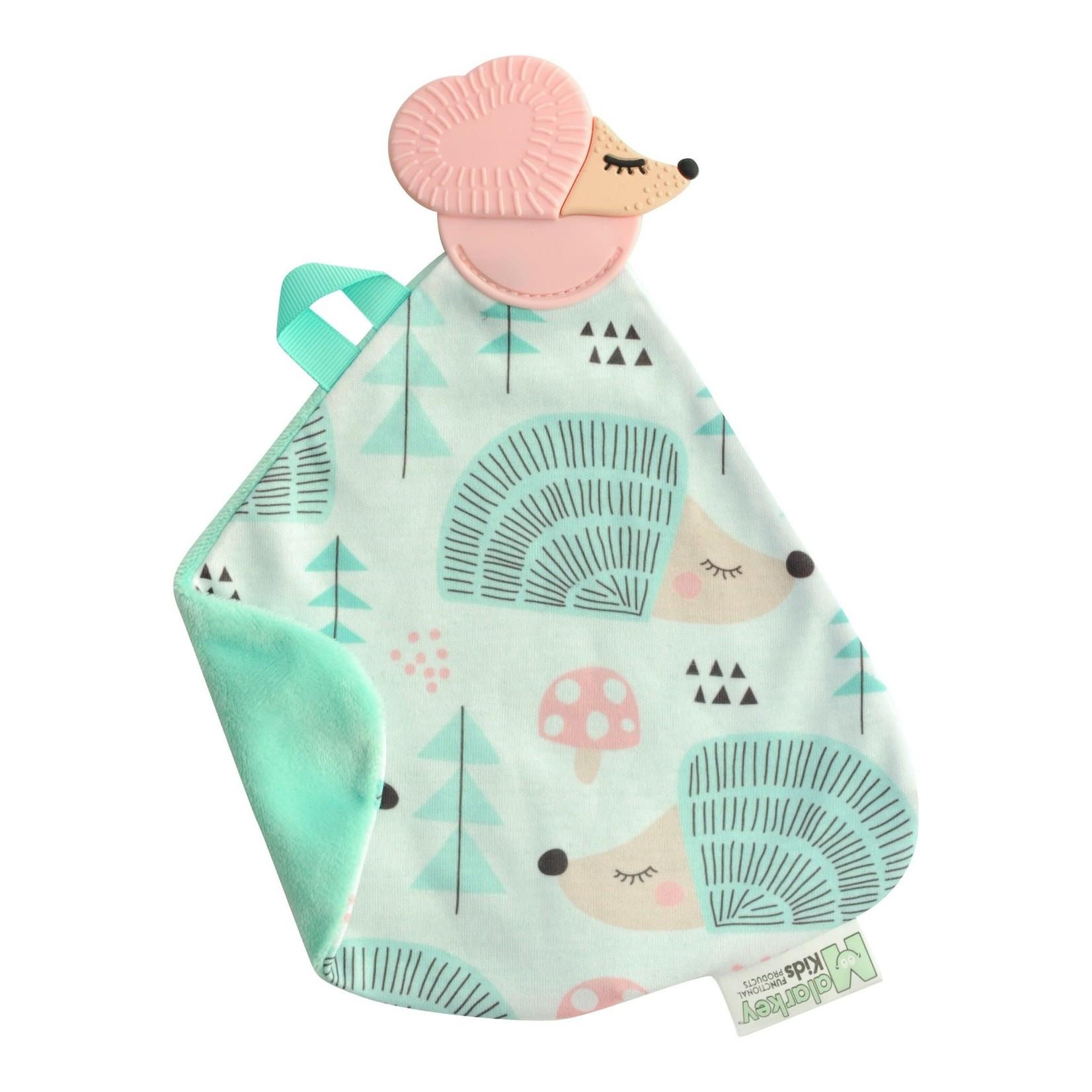 Munch It Blanket- Hedgehog