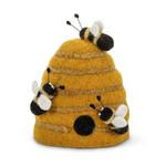 Abbott Large bee hive decoration
