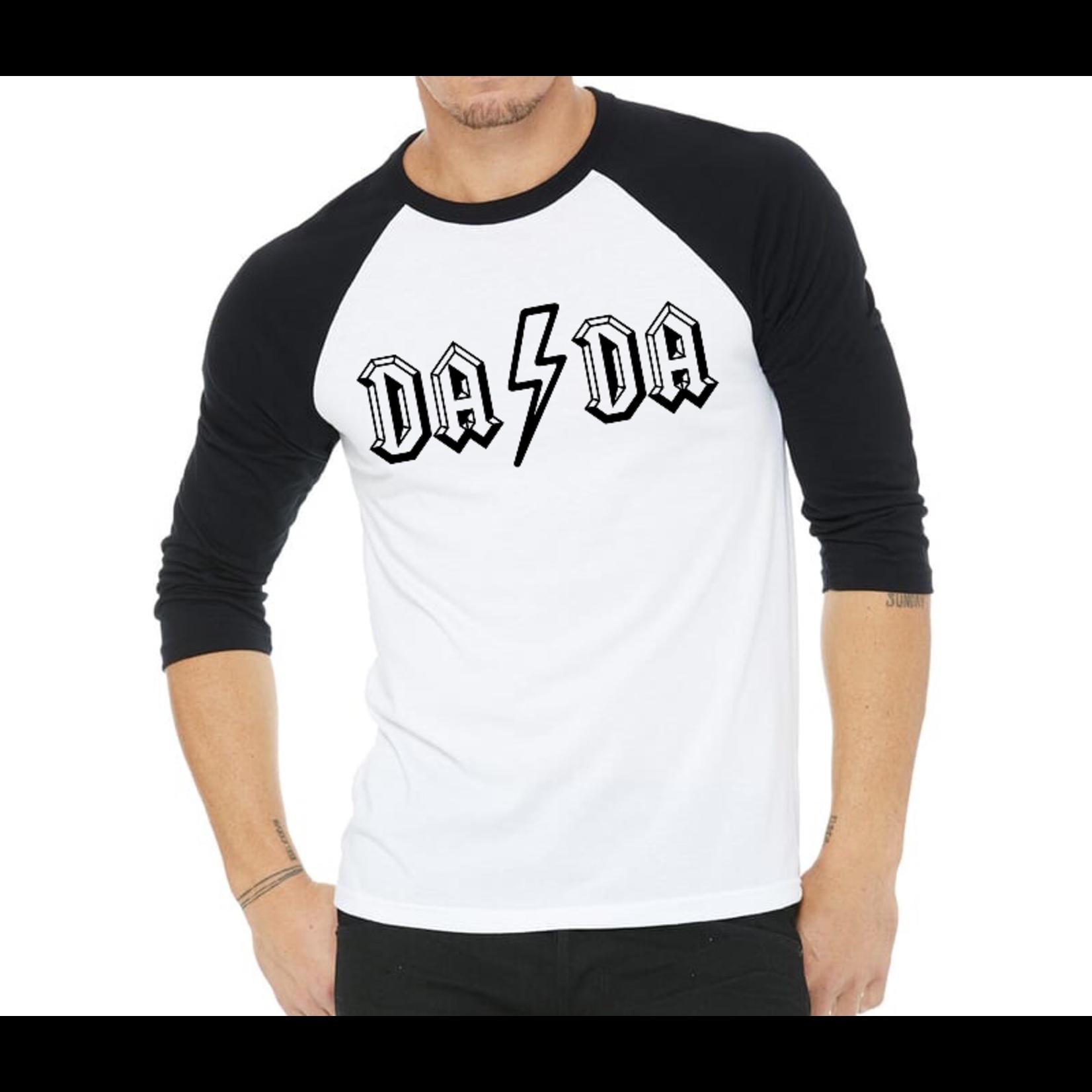 favourite things apparel Dada Baseball tee