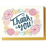 Hennel Paper Co. Thank-you card