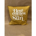 favourite things custom Here comes the sun -Pillow