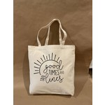 Favourite Textiles Good times and tan lines - tote bag