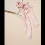 Avenue Zoe Pink tie dye - scarf scrunchie