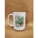 Favourite Textiles Cactus mug