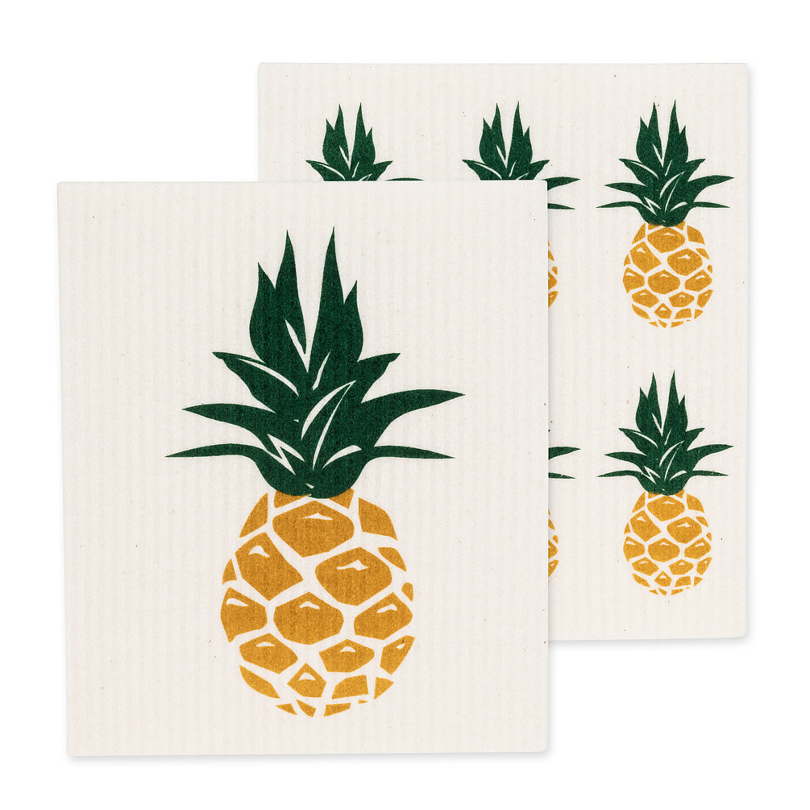 Abbott Swedish Cloth (2 Pack) Pineapple