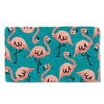 Abbott Flamingo door mat