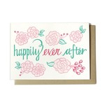 Hennel Paper Co. Happily Ever After Card