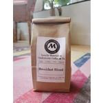 Mochaberry Coffee Co. Breakfast Blend Whole Bean Coffee (8oz)