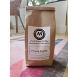 Mochaberry Coffee Co. French Vanilla Whole Bean Coffee (8oz)