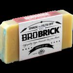 Bro Brick Bro Brick Soap- Blood Orange Ale