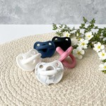 Jululu Navy Silicone Soother
