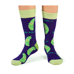 Uptown Sox- Dill With It